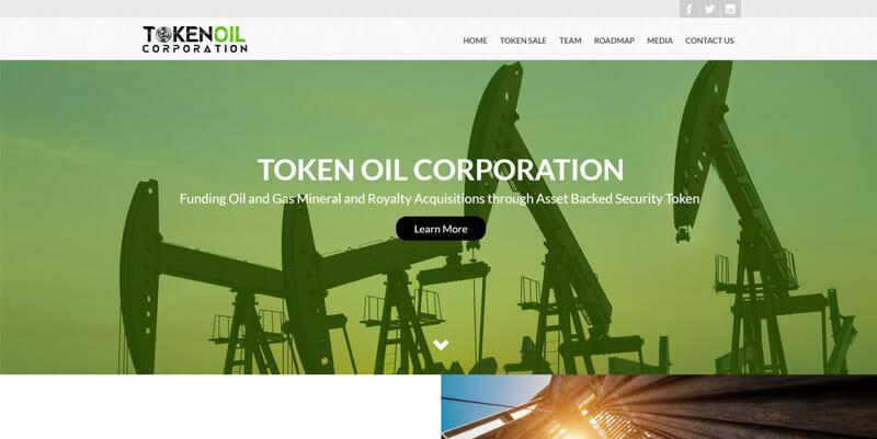 token oil